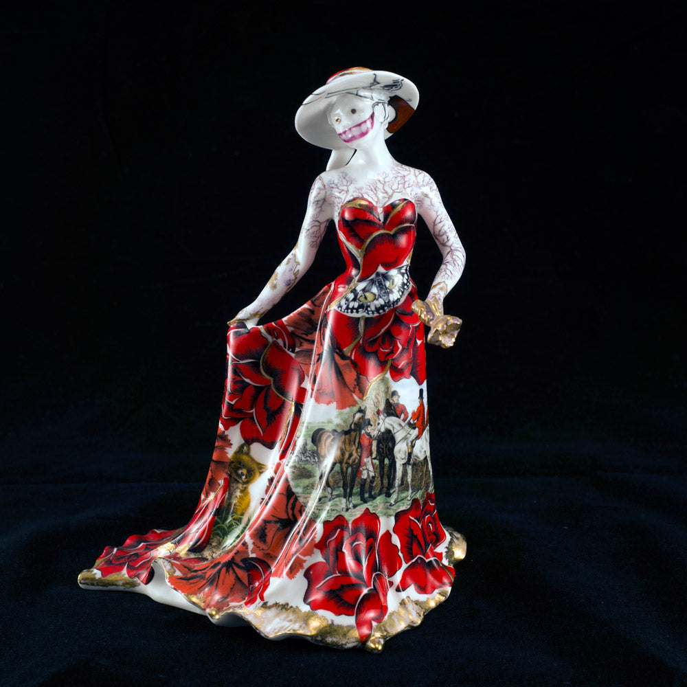 'English Rose' Royal Worcester Figurine