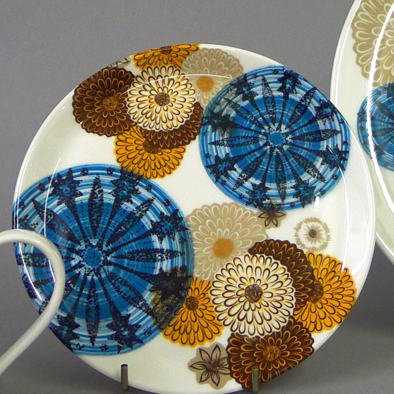 Ever Decreasing Circles Plates