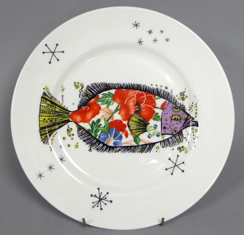 Fishy Fish Plates Various
