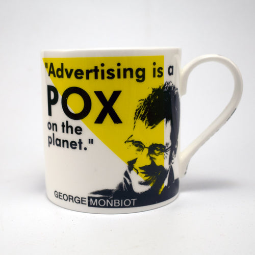 Advertising is a Pox on the Planet
