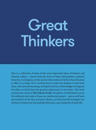 Great Thinkers - Stuart Patience