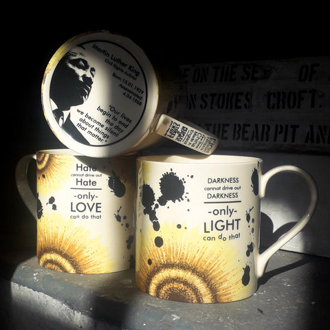 Limited Edition Extinction Rebellion Mugs