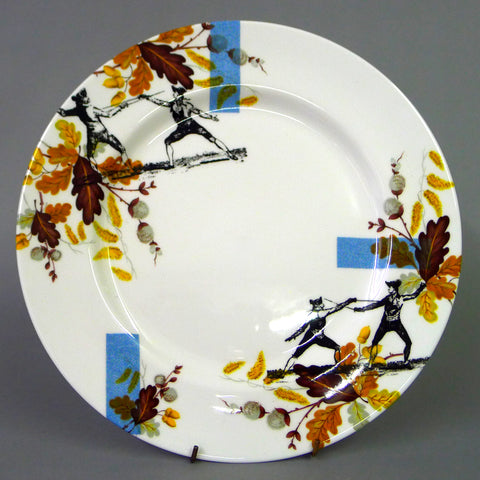 """In nature nothing exists alone"" Plates"