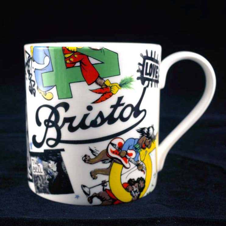 Bristol Old Skool Mug