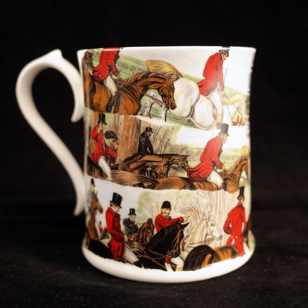 Oscar Wilde Anti Fox Hunt Tankard