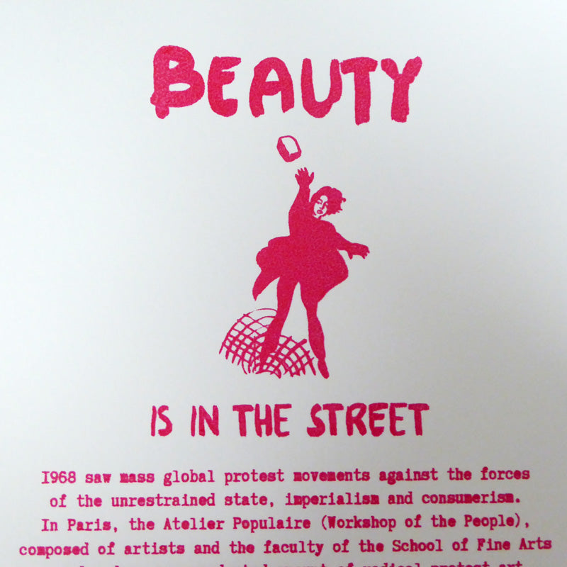 Beauty is in the Street