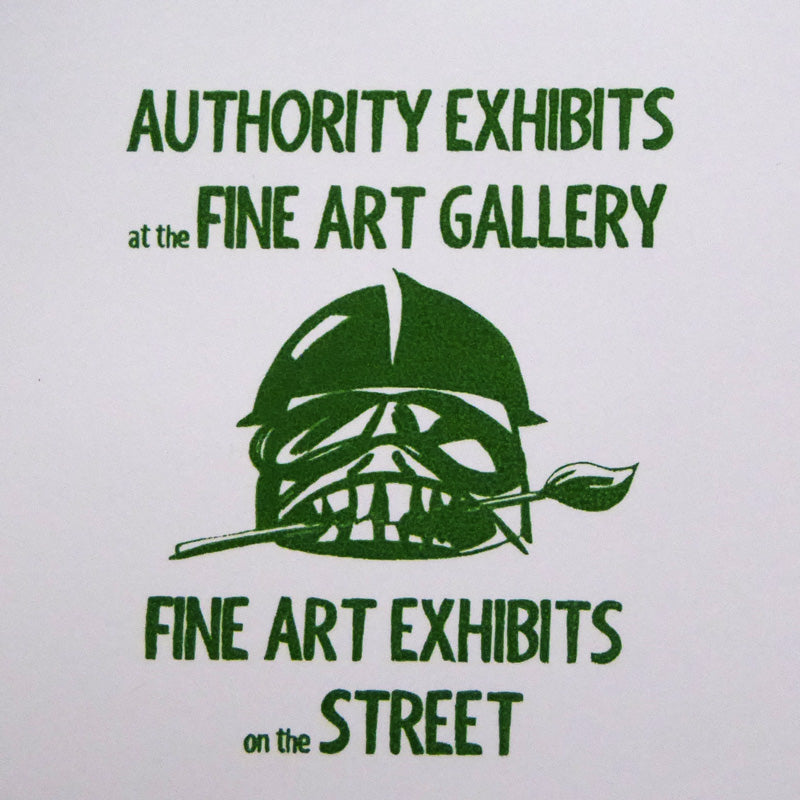 Fine Art Exhibits in the Street
