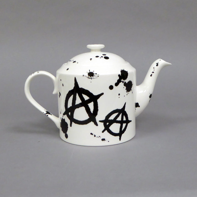 All Proper Tea is Theft Teapot