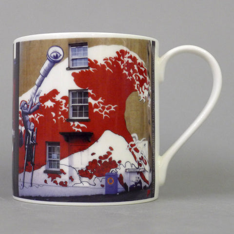 Limited Edition George Orwell Mug