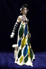 Fish Wife Royal Worcester Figurine