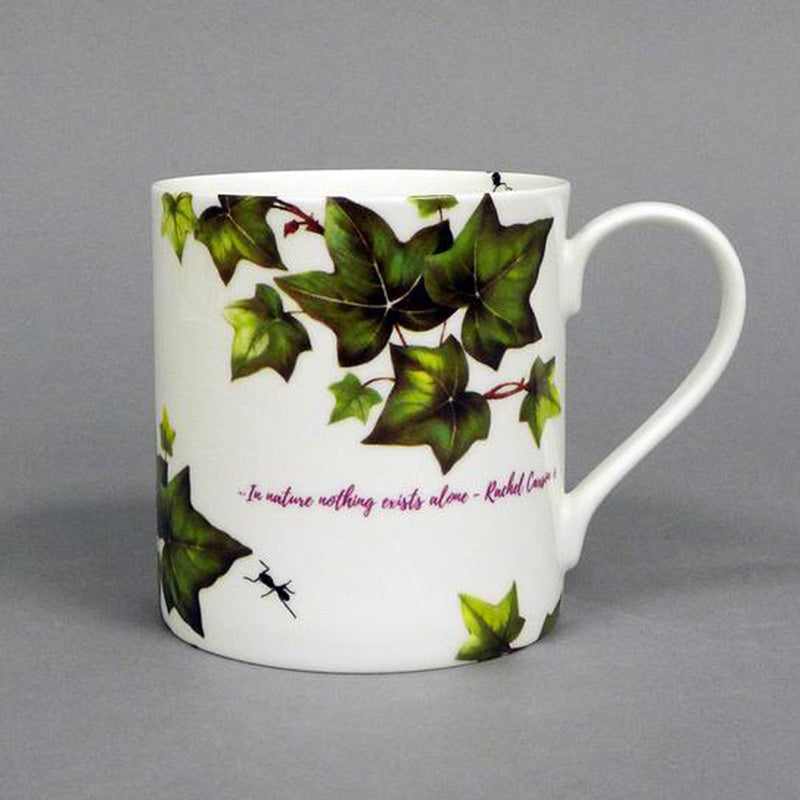 """In nature nothing exists alone"" Mug"