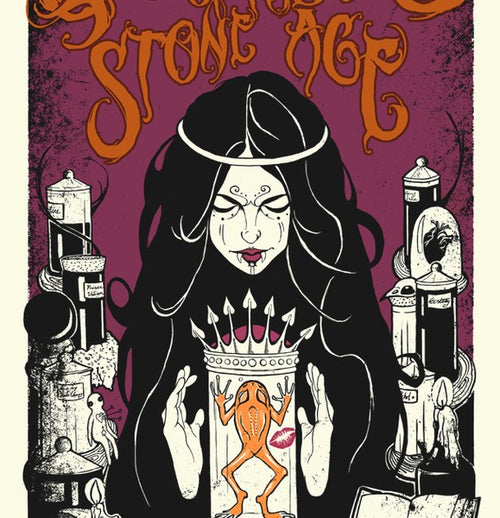 Queens of the Stone Age 2013 – Birmingham by Jacknife