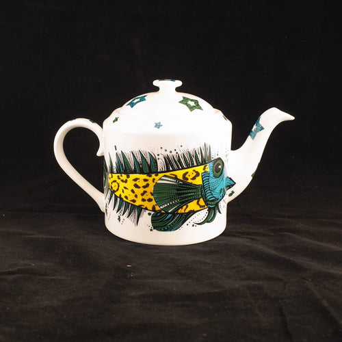 Fishy Fish Teapot