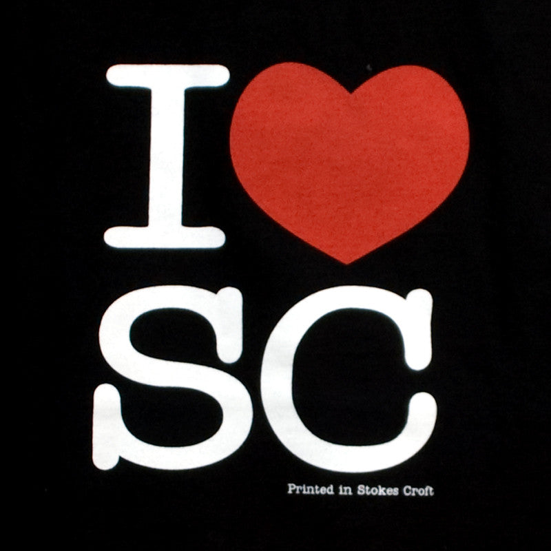 I Love Stokes Croft T-Shirt