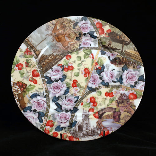 Strawberry Field Plate