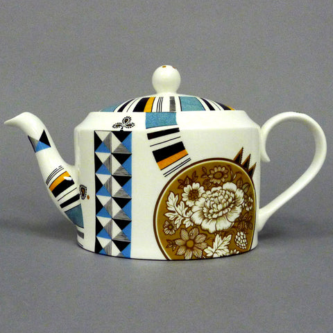 Beauty Truth Justice Respect Teapot