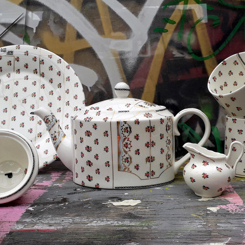 Tick Tock Tea Set