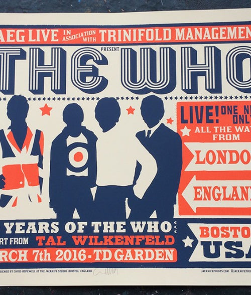 The Who by Jacknife