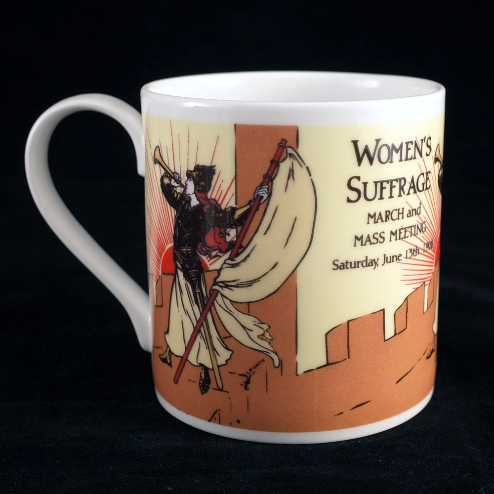 Women's Suffrage Mug