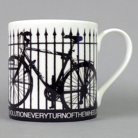 Liberty, Equality, Community Mug