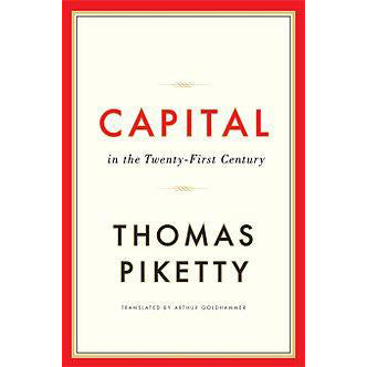Capital in The 21st Centuary by Thomas Piketty