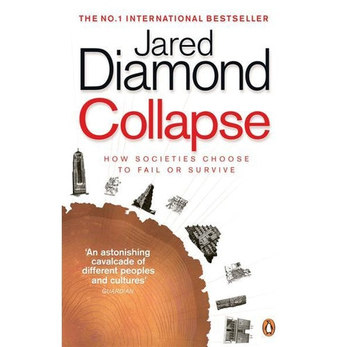 Collapse - How Societies Choose to Fail or Survive - by Jared Diamond