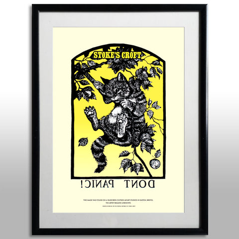 3DOM Bristol Scroll Screen Print