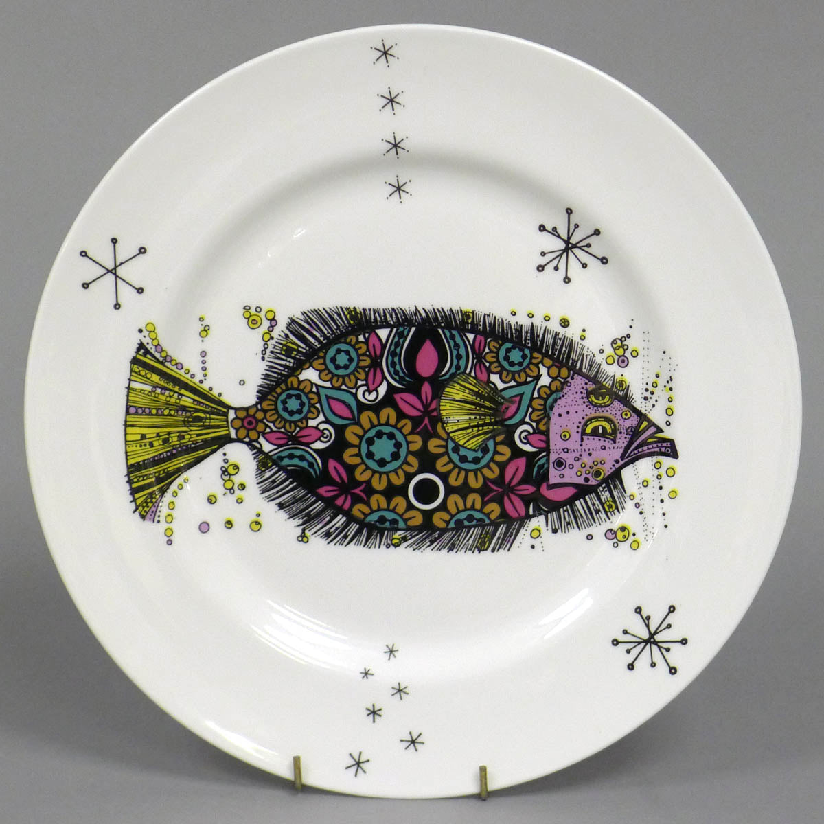 Fishy Fish Plate