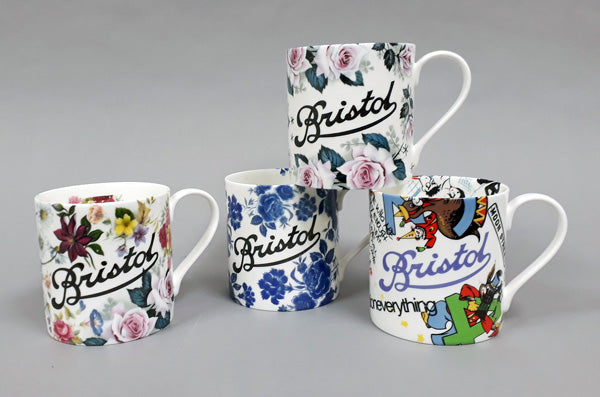 Bath Rose of Tralee Mug