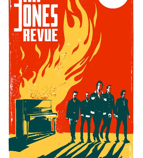 Jim Jones Revue (Forum, London)