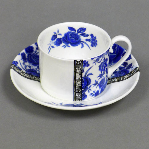 Truth Beauty Justice Respect Laura CUP AND SAUCER