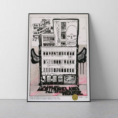 Westmoreland House Memorial Screen  Print