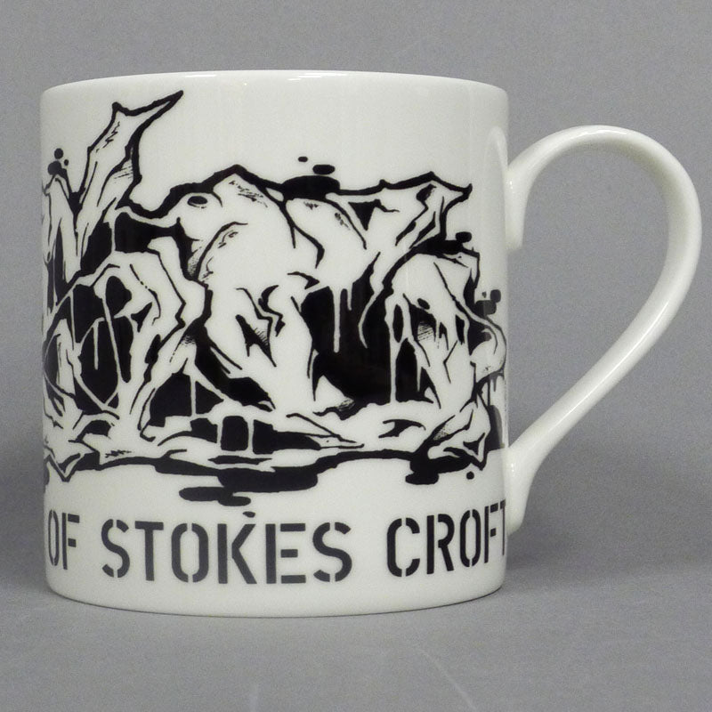 Stokes Croft Bristol Mugs Various