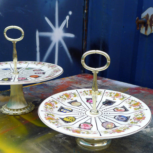 Space Cakes - Cake Stand
