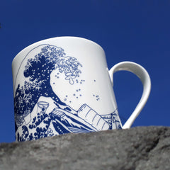 The Great Wave Mug