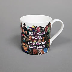 Use Your Vote Mug