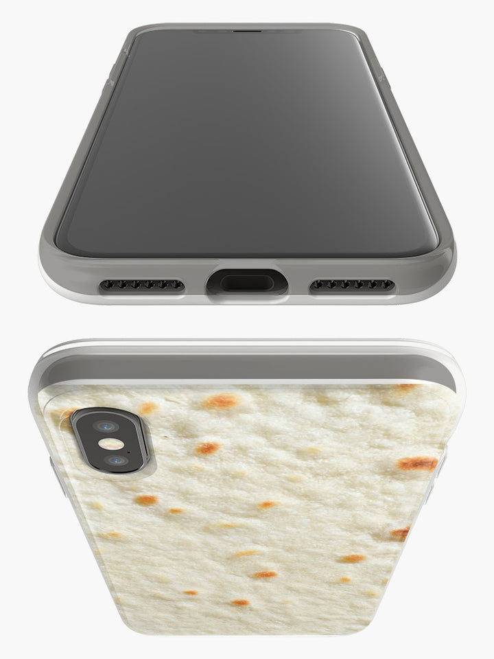 Tortilla Phone Case - LOVEBURRITOBLANKET