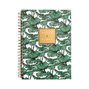 Portico Alice Scott - 'Note & Plans' Wiro Notebook