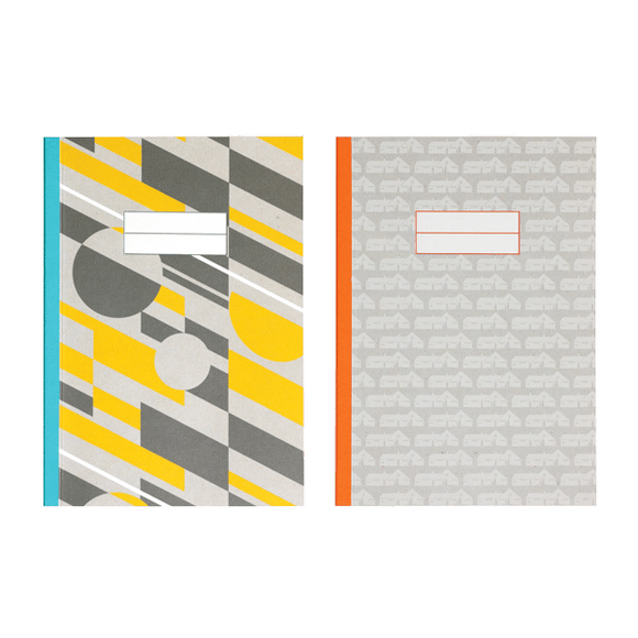 Portico - Mini Moderns - Set of 2 Notebooks