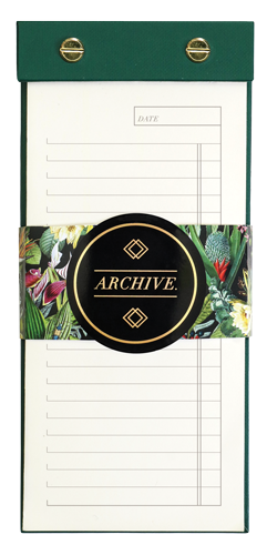 Portico - Archive - Magnetic List Pad
