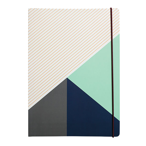Portico - Journal Notebook - Color Block