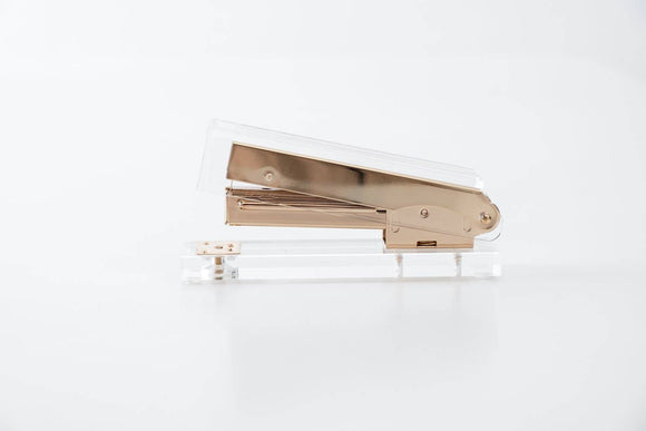 Miss Greene By Dress My Desk - Gold Stapler