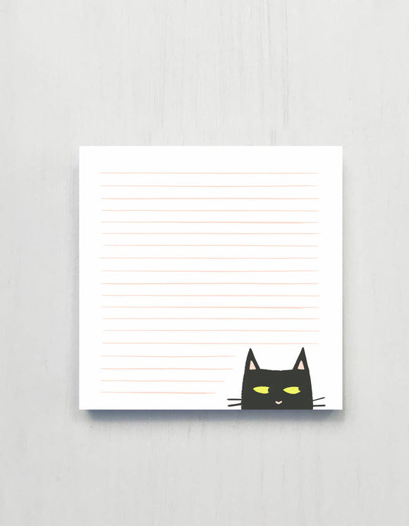 Idlewild - Shifty Cat Deskpad - 200 Sheets