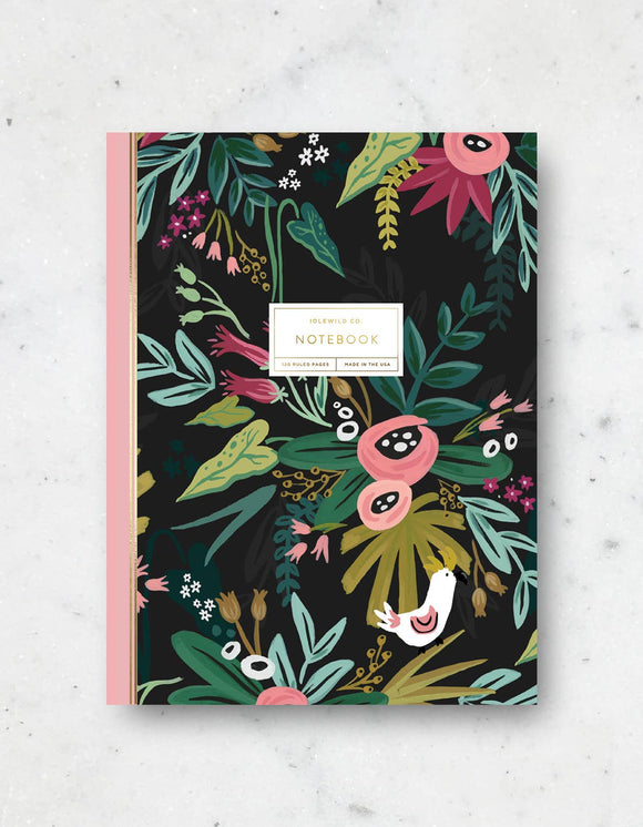 Idlewild - Big Island Notebook - 120 Pages