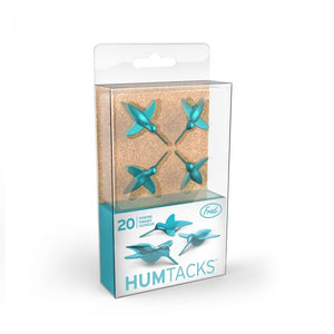 Fred - Humtacks - Hummingbird Pins