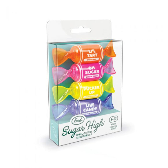 Fred - Sugar High - Candy Highlighters
