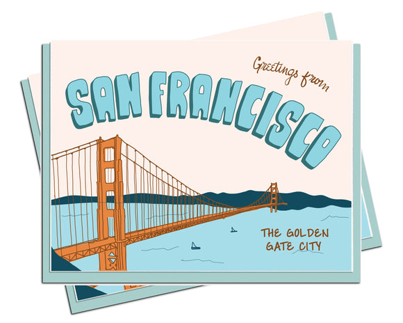 San Francisco Box Set