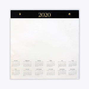 Wit & Delight - 2020 Desktop Calendar