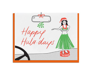 Happy Hula-Days