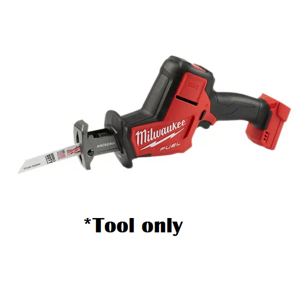 MILWAUKEE | Hackzall® M18 FUEL™ Reciprocating Saw (Tool Only)